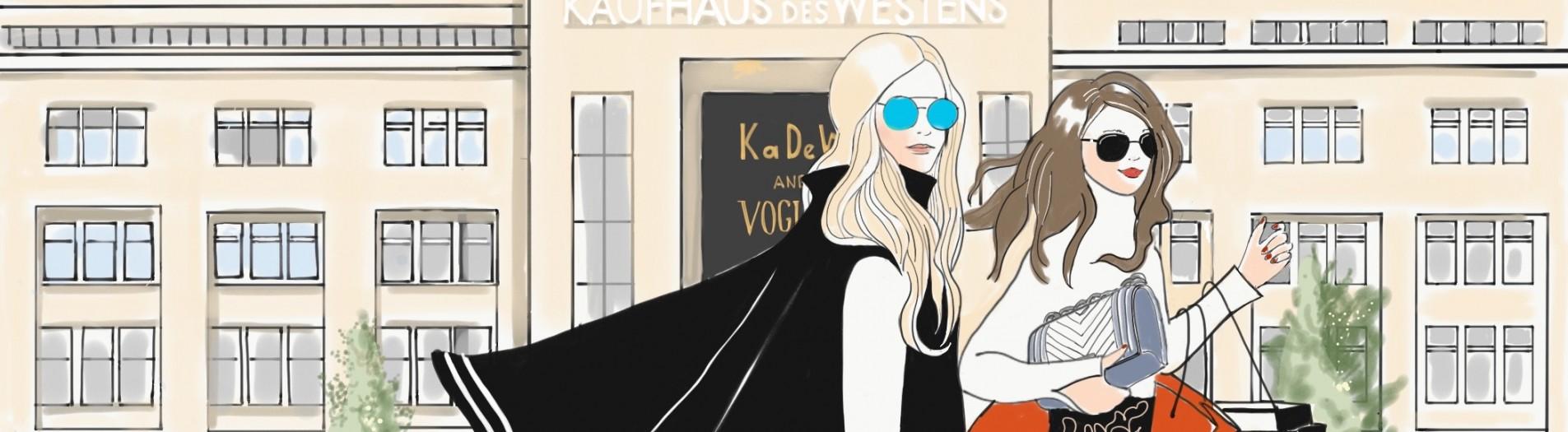 Vogue Fashion's Night Out KaDeWe