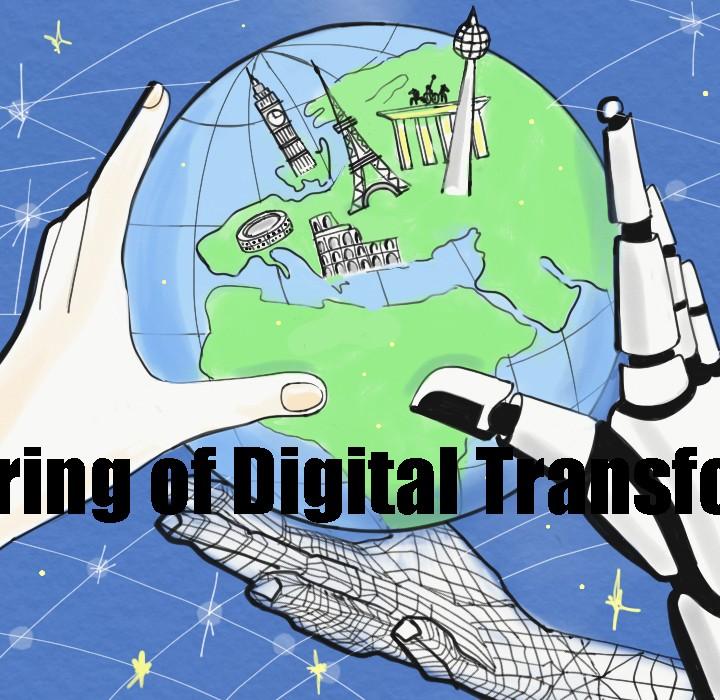 Engineering of digital transformation