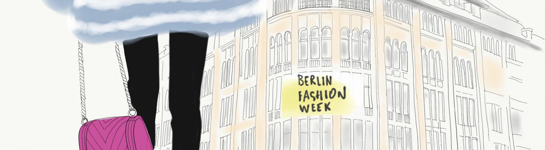 Berlin Fashion Week W2017