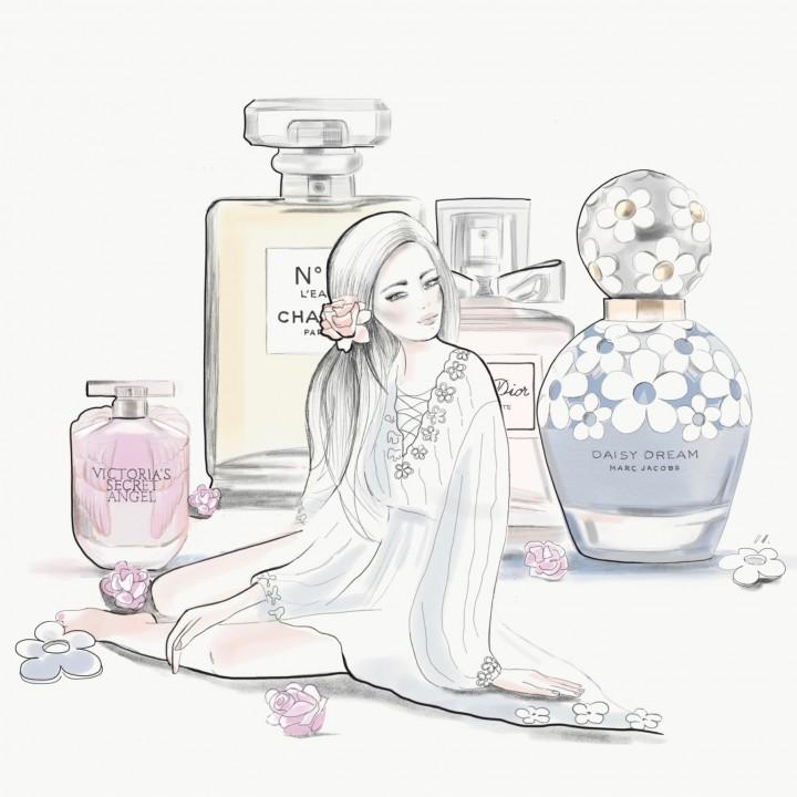 Parfum Ladies Night