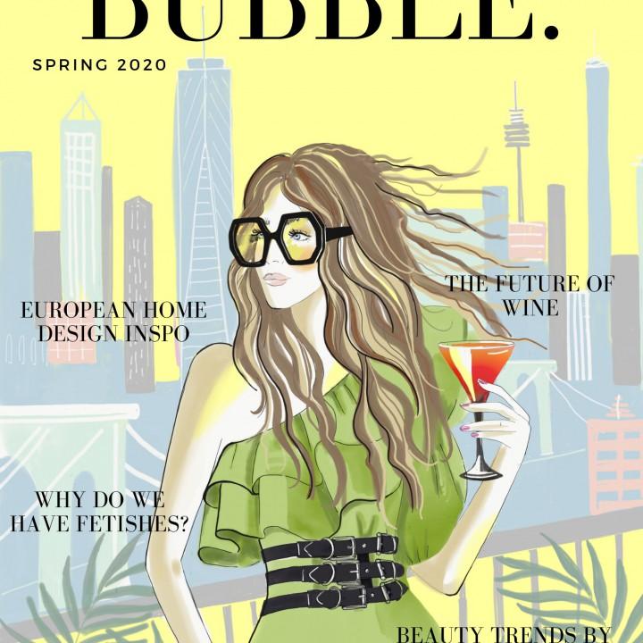 Bubble. Spring 2020. Australia